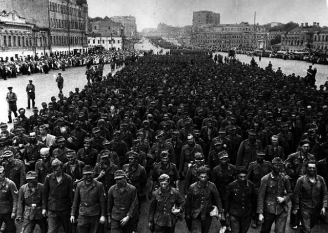 Soviets launch attack on Belarus