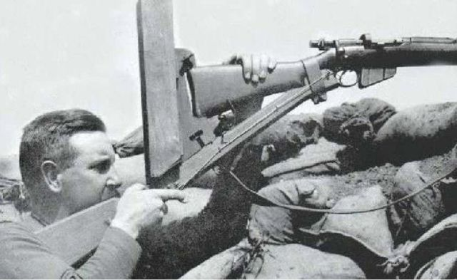 Learns to use the Periscope Rifle