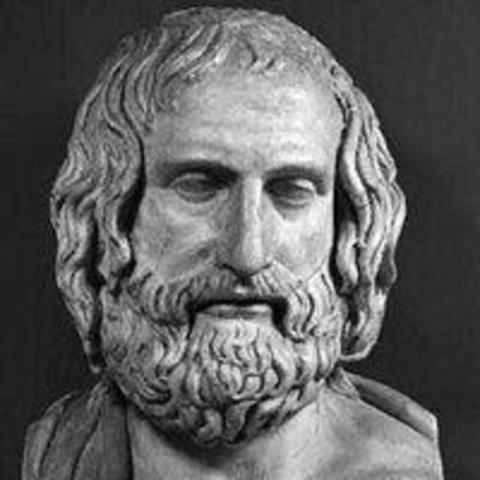 585-524 a. C. Anaxímenes de Mileto