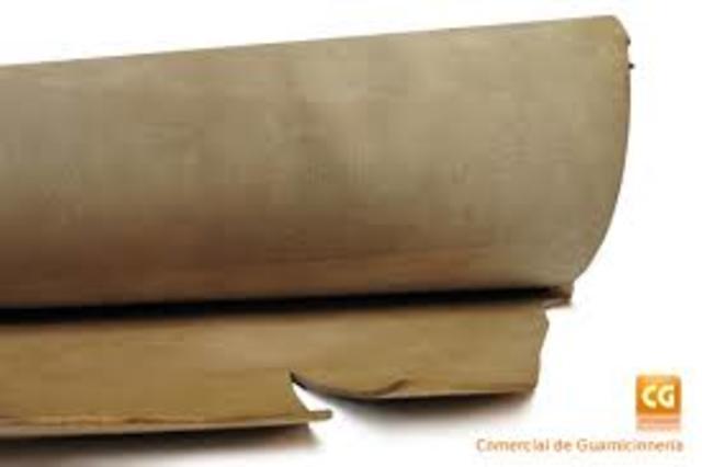 5000 a.C. Utilizacion del tanino.