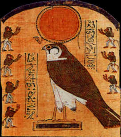 3000 a. C. Teoria Ogdóada