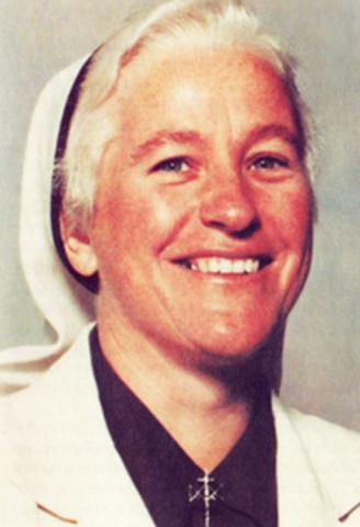 Irene McCormack was born