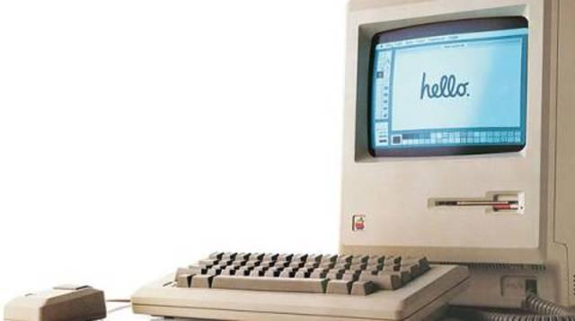 La primera computadora Apple