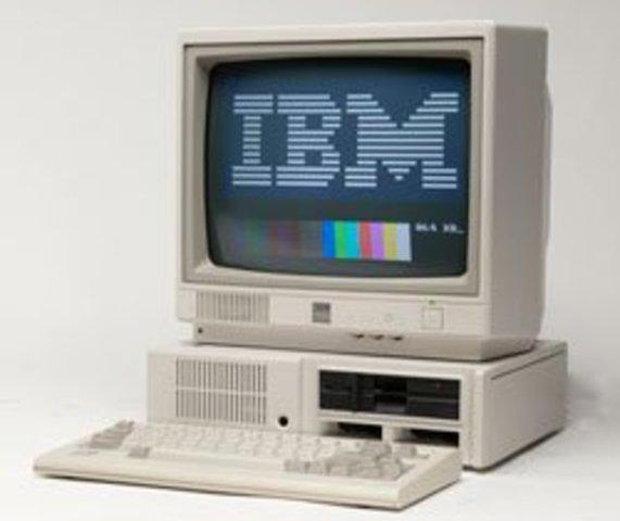 La primera PC
