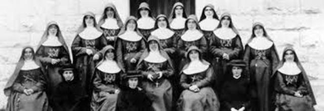 Irene joins the sisters of St. Joseph