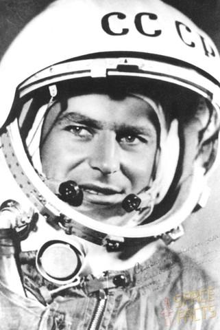 Gherman Titov spends a day in space aboard Vostok 2