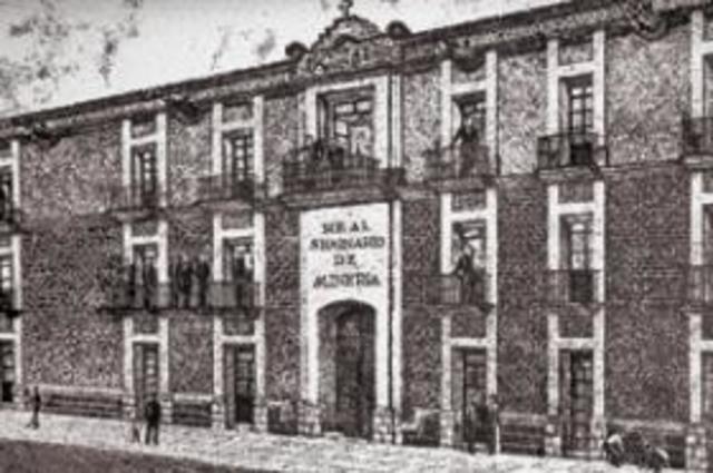 PRIMERA CATEDRA DE QUIMICA EN AMERICA