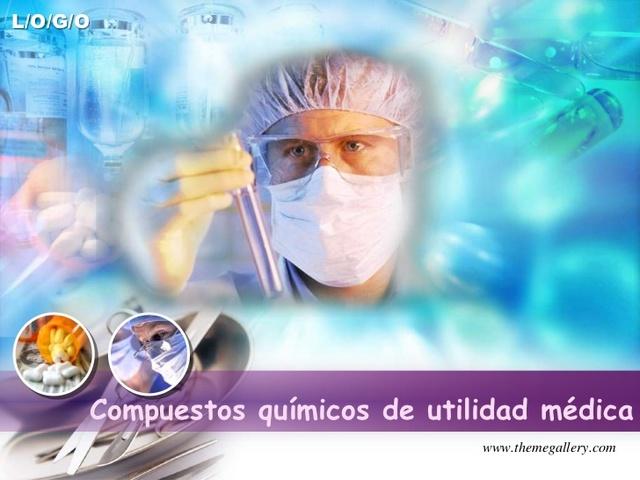 OBIGATORIO EL ESTUDIO DE LA QUIMICA PARA MEDICOS.