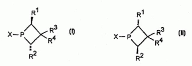 Primer modelo de catálisis asimétrica