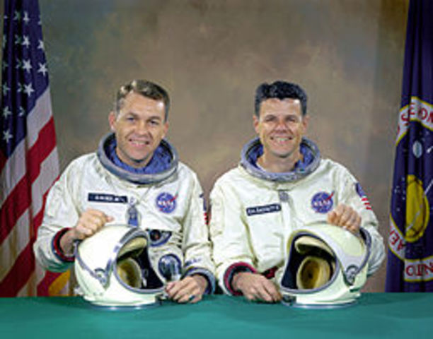 Gemini astronauts Charles Bassett and Elliot See die in a plane crash