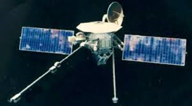 USA launch Mariner 10
