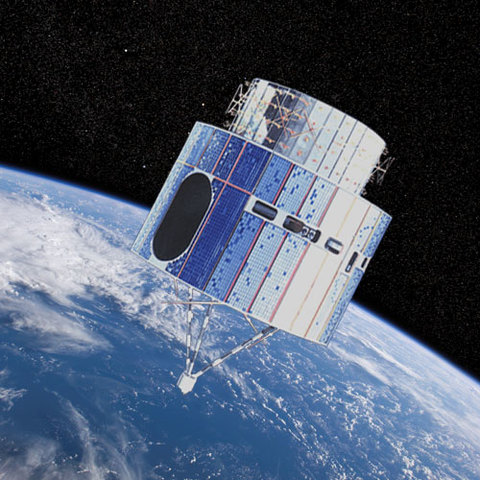 NASA launch the first synchronous Meteroligcal satellite