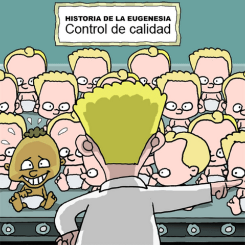 "EUGENESIA ""NIÑOS A LA CARTA"" , PUERICULTURA E HIGIENE MENTAL"