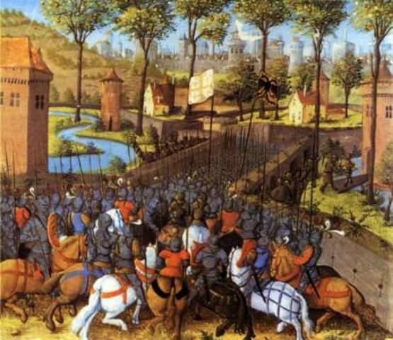 Segunda Cruzada (1147-1149)