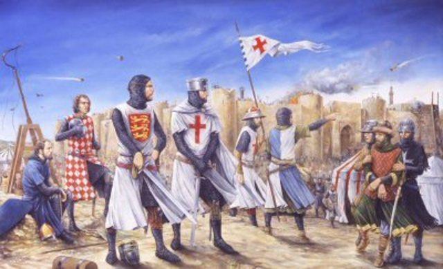 Tercera Cruzada (1189-1192)