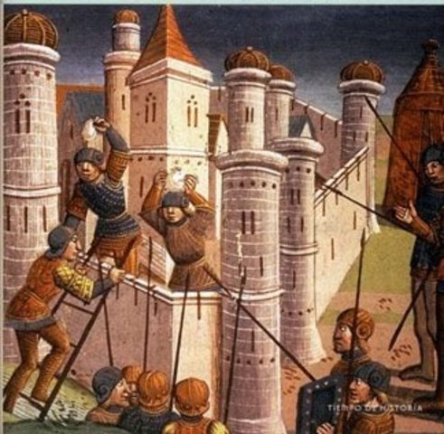 Cuarta Cruzada (1201-1204)