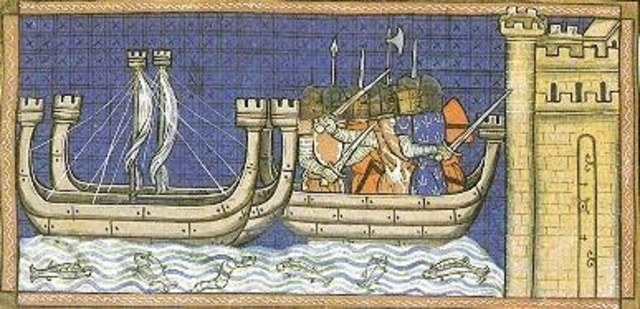 Quinta Cruzada (1218-1221)