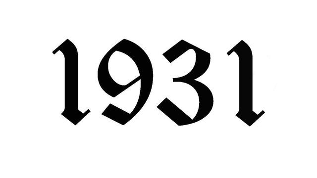 Ley 1° de 1931