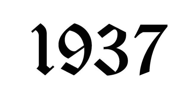 Ley 1° de 1937