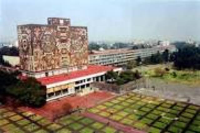 ACEPTADO EN LA UNAM