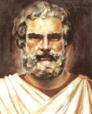 Grecia- Tales de Mileto