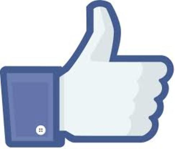 Facebook is launched by Mark Zuckerburg