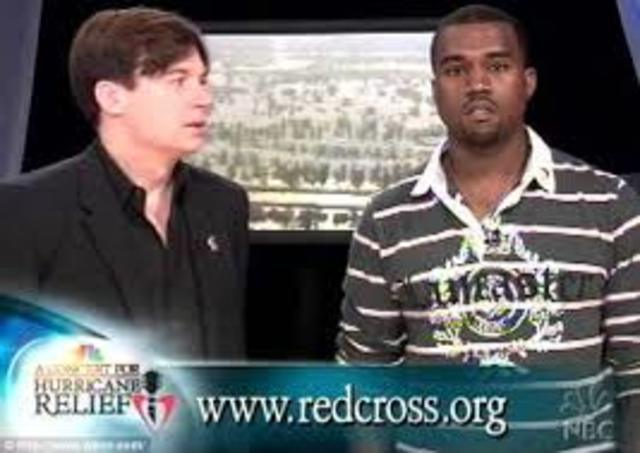 Kanye West criticizes the government