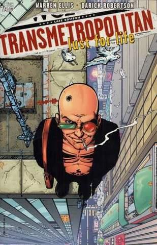 Transmetropolitan (Graphic Novel)