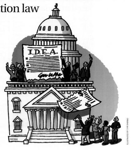 IDEA Amendments of 1997.