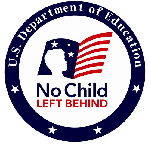 No Child Left Behind.