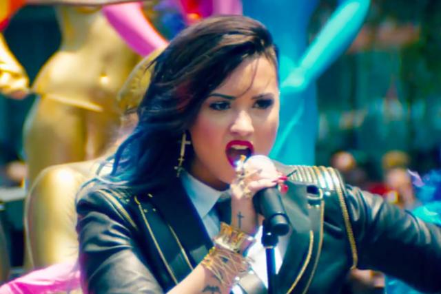 """Demi Lovato: """"Really Don't Care"""""""