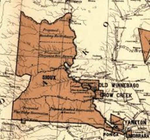 Gold in the Black Hills, and the Ft. Laramie Treaty