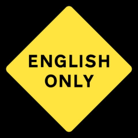 First anti-bilingual education legislation is passed