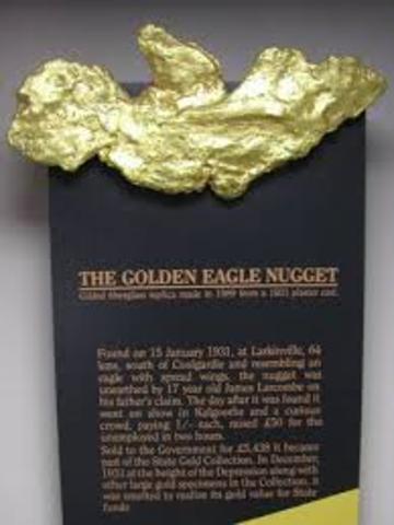 Second Biggest Nugget