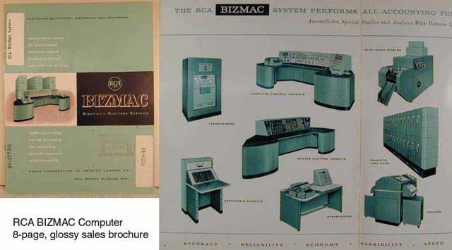 RCA BIZMAC