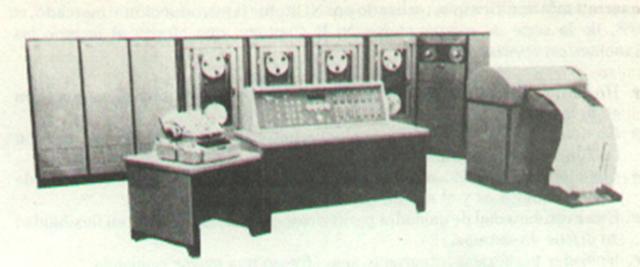 Primera impresora veloz es desarrollada por Remington-Rand