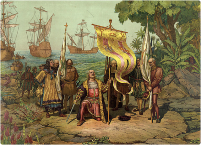 Spain establish missions in what is now California