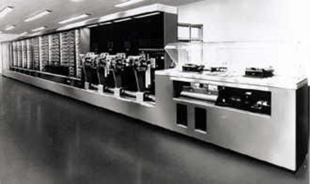 La MARK I de IBM