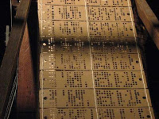 Instrumentos antes de la computadora