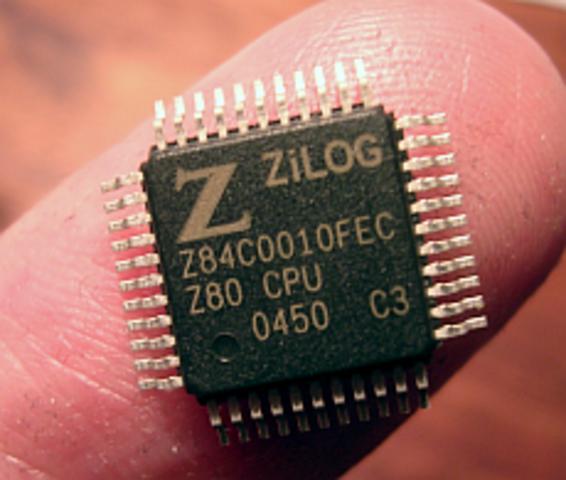 Microprocesador Zilog Z80