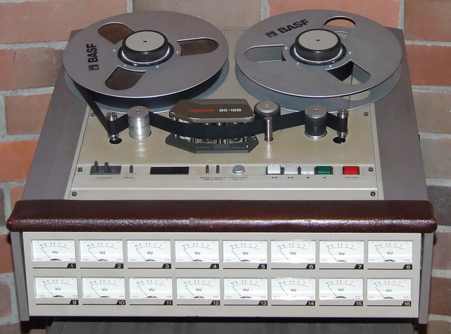 Multi-track recording developed by German audio engineers