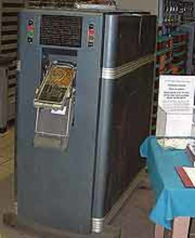 Calculadora IBM 604