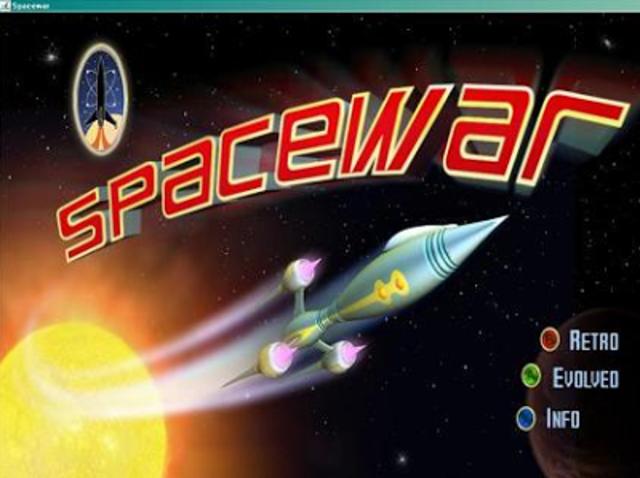 Creacion de Spacewar