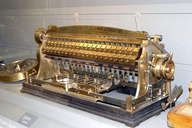 Máquina de multiplicar
