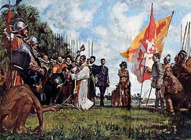Founding of St. Augustine