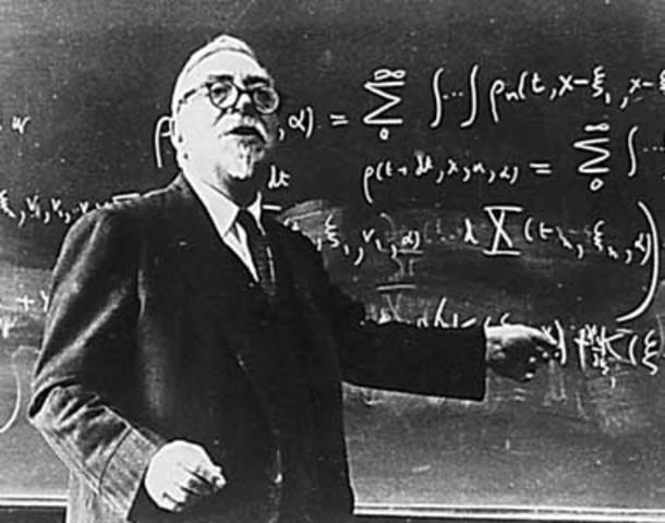 Norbert Wiener (La cibernética o ciencia de la comunicación y el control) (ADMINISTRACIÓN MODERNA)