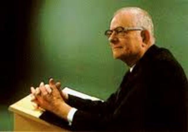 W. Edwards Deming (después de la SegundaGuerra Mundial) (ADMINISTRACIÓN MODERNA)