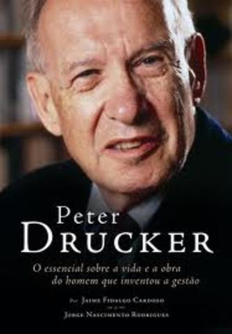 Peter F. Drucker. ESCUELA MODERNA