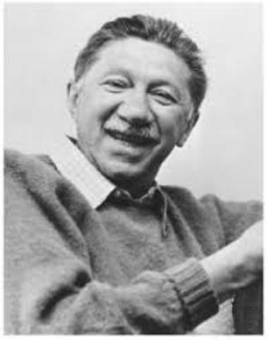 Abraham H. Maslow (Teoría de la jerarquía de necesidades)  (CIENCIAS DEL COMPORTAMIENTO)