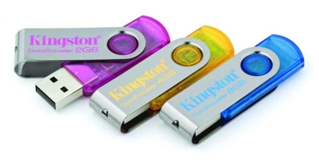 MEMORIAS FLASH O USB